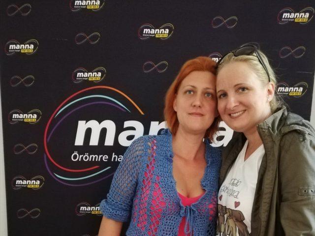 A Manna Fm-en beszélgettünk a Csendes gyilkosról. :)